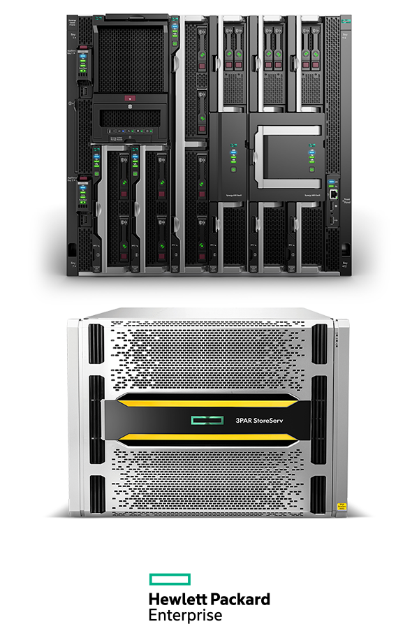 HPE Synergy and 3PAR StoreServ