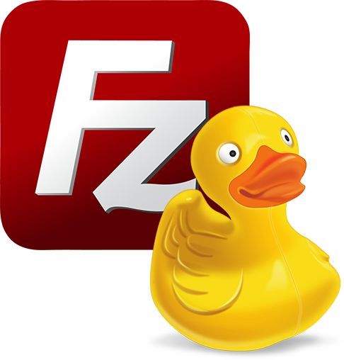 FileZilla & Cyber Duck FTP Clients